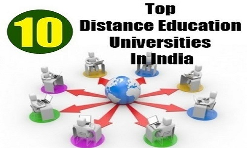 10 Distance Learning Universities in India