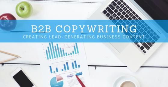 B2B copywriting